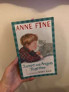 Anne Fine - Jamie and Angus together