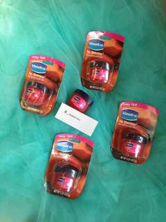 Vaseline lip therapy rossy lips