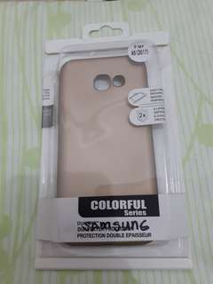 Thin silicone case for Samsung A5 2017