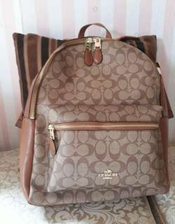 Coach Bagpack Authentic