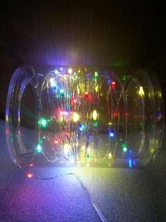 LED 燈串 - 紅藍黃綠色