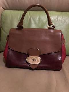 100% real Mulberry handbag 手袋