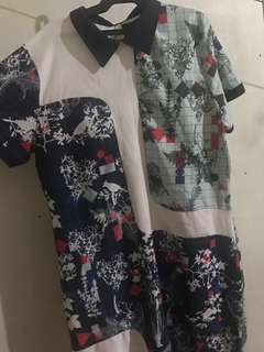 Plains and Prints Dress (Repriced)