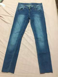 Promod skinny jeans size 36