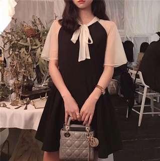 Chloe blk dress