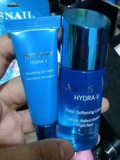 Artistry Hydra-V Lotion & Cream