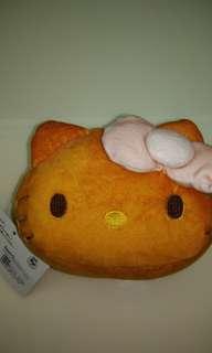 🚚 日版 kitty bakery 限量小包 觸感真的很像麵包!
