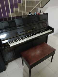 Selling used piano
