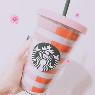 🚚 ♡ Ban.do X Starbucks新品限量水杯 ♡