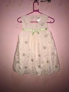 Pre-loved cute pink sleeveless dress