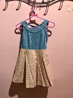 Pre-loved dress for toddlers