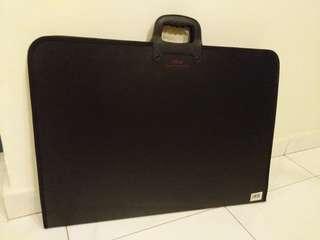 A2 Art Zipper Folder