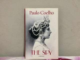Hardcover - The Spy Paulo Coelho