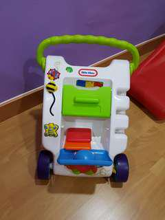 Little Tikes walker toy