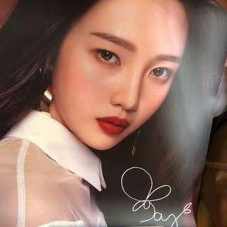 Red Velvet - Etude House Joy poster