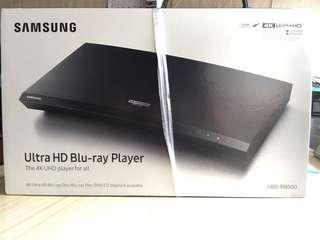 Samsung 4K Ultra HD Blu-ray Player 三星 藍光機 UBD-M8500
