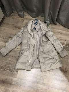 Universal traveller winter coat