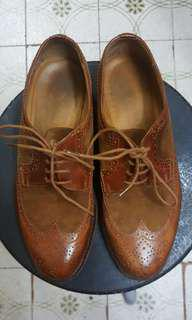 Ralph Lauren Men Leather Shoes