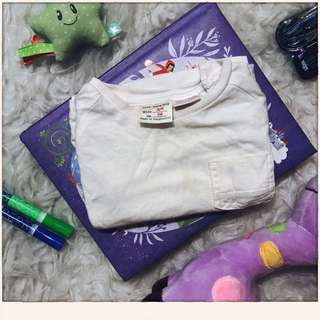 Zara Baby shirt in white size 68 #midyearsale