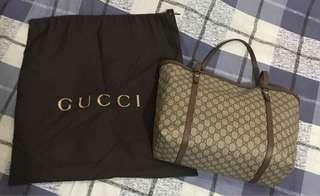 Gucci Nice GG Supreme Canvas Tote Bag