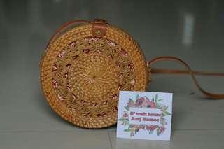 On Hand Rattan Bags