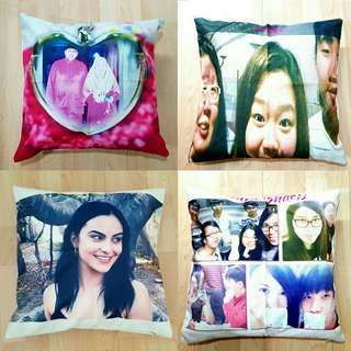🚚 Customized Cushions Pillows