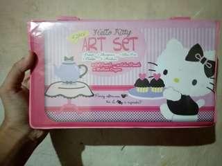 Hello Kitty Art Set
