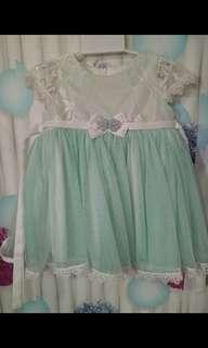Dress anak satu tahun