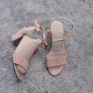 Athena Block Heels