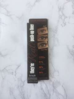 🚚 BN Benefit They're Real! Push-up liner in Brown