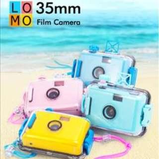 Underwater Waterproof 35mm Camera