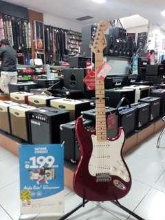 Hanya Bayar Admin Saja Rp. 200 Ribu Bisa Bawa pulang Gitar Fender