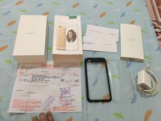 Oppo F5 32gb Black Edition
