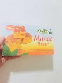 Trappist - Mango Bars (I bought from Guimaras)
