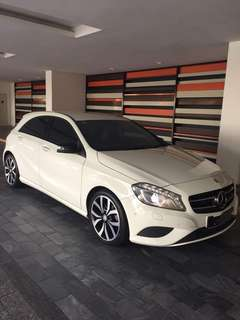 Mercedes Benz A200 2013 CBU unit