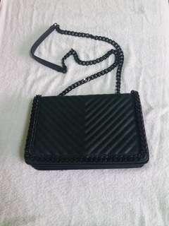 Aldo Black Sling Bag