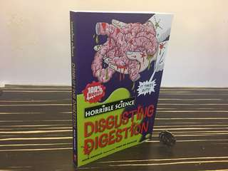 Horrible Science: Disgusting Digestion