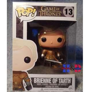 Funko Pop Game of Thrones Brienne of Tarth
