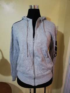 Original Adidas Hoodie Jacket