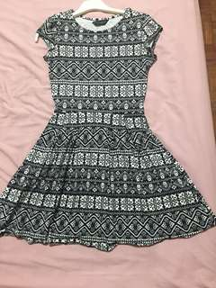 Dorothy Perkins A-Line Tribal Dress