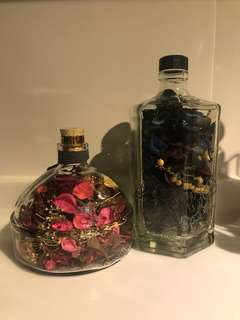 potpourri bottle