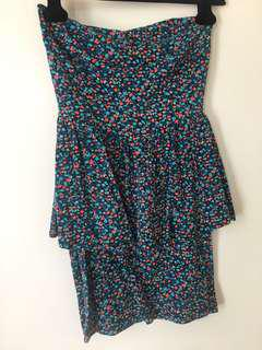 Kimchi Blue Tube Dress