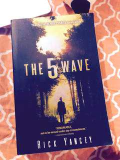 The 5th Wave | by Rick Yancey
