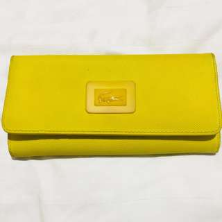Repriced! Authentic Lacoste Wallet