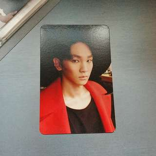 SHINee KEY Everybody 小卡