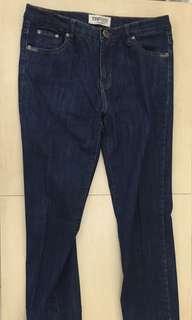 Zara TRF Celana Panjang Jeans