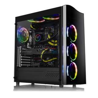 Thermaltake View 22 Tempered Glass Edition
