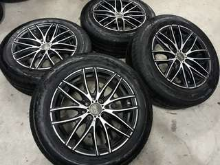 "Sportrim Oz Racing 15"" 8x100/114"