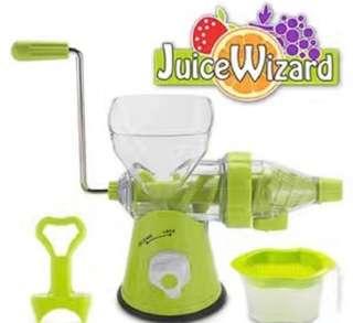 Juice wizard