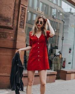 LOOKING FOR: Button Down Dress